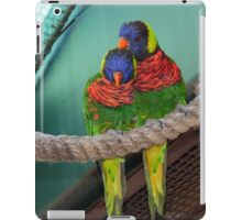 Eternal Love Birds iPad Case/Skin