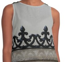 caged Contrast Tank