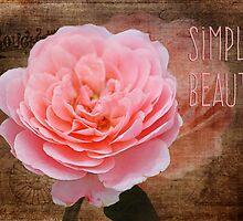 Simple Beauty in Pink by Carol Vega