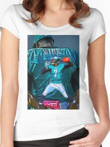 Vick Women's Fitted Scoop T-Shirt