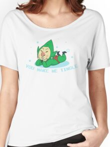 You Make Me Tingle Women's Relaxed Fit T-Shirt