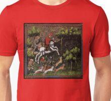 Medieval Huntsman Unisex T-Shirt