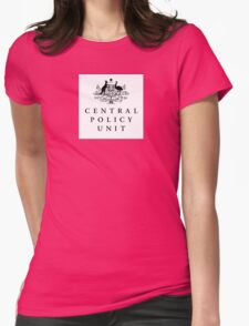 Central Policy Unit Womens Fitted T-Shirt