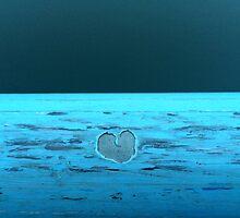 Love on Johnson Street Bridge by ninabutton