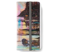 West Coast Sunset iPhone Wallet/Case/Skin