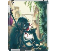 Lonely Guttersnipe iPad Case/Skin
