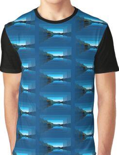 Gorilla Creek in the mist Graphic T-Shirt