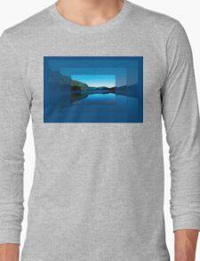 Gorilla Creek in the mist Long Sleeve T-Shirt