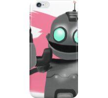 Clank iPhone Case/Skin