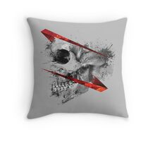 Never Say Die (UKF) Throw Pillow