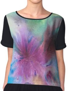 Abstract.4 Chiffon Top