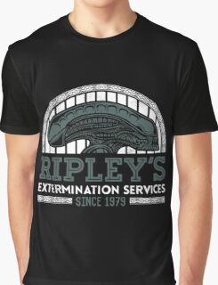 Ripley's Extermination Services Graphic T-Shirt