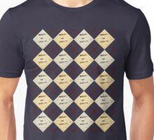 Bartlet for America argyle Unisex T-Shirt