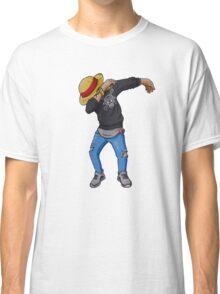 Luffy Dab, One Piece Classic T-Shirt