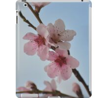 Pink Fruit Blossoms iPad Case/Skin