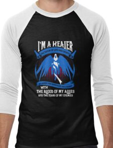 Warcraft - I'm A Healer Men's Baseball ¾ T-Shirt