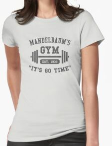 Mandelbaum's Gym Womens Fitted T-Shirt