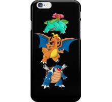 Starters pattern iPhone Case/Skin