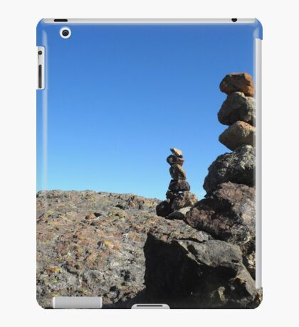 On Top of the World iPad Case/Skin