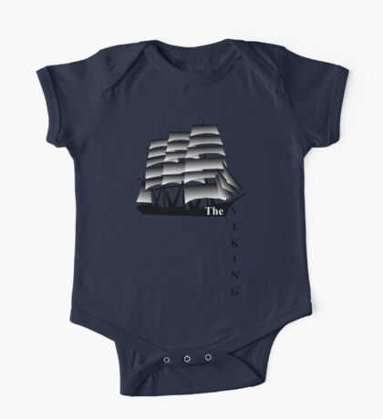 The Viking Expedition Voyager  One Piece - Short Sleeve