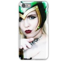 Amora The Enchantress 3 iPhone Case/Skin