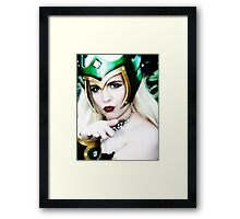 Amora The Enchantress 3 Framed Print