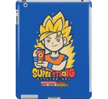 Super Saiyan Gel iPad Case/Skin