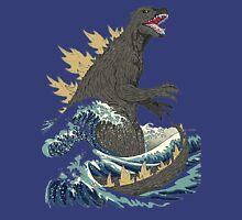 The Great Monster off kanagawa Unisex T-Shirt