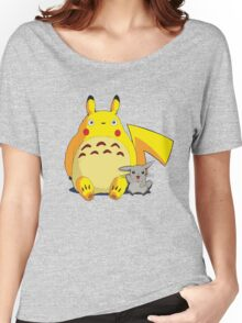 Pikaro totorotchu funny Women's Relaxed Fit T-Shirt