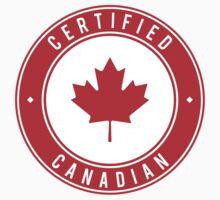 Certified Canadian Kids Tee