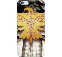 Ilvermorny's Thunderbird House iPhone Case/Skin