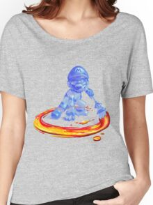 Shadow Mario Women's Relaxed Fit T-Shirt