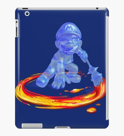 Shadow Mario iPad Case/Skin