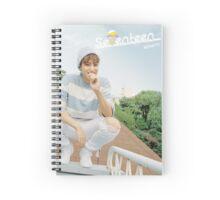 mingyu svt Spiral Notebook
