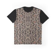 Kuba Raffia Cloth Design #2 Graphic T-Shirt