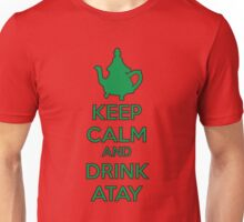 DrinkAtay Unisex T-Shirt