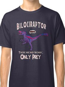 Bilociraptor - Text + Speech Classic T-Shirt