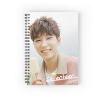wonwoo SVT Spiral Notebook