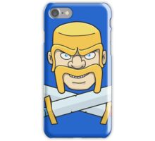 Barbarian iPhone Case/Skin