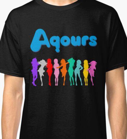 Aqours Ver. 2 Classic T-Shirt