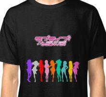 Aqours Ver. 3 Classic T-Shirt