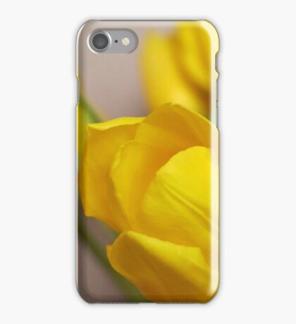 Yellow Tulips.. iPhone Case/Skin