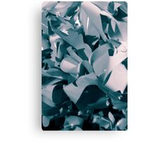 abstract paper Canvas Print