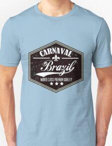 Carnaval Brazil Unisex T-Shirt