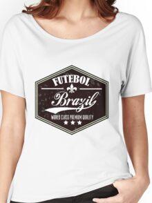 Futebol Brazil Women's Relaxed Fit T-Shirt