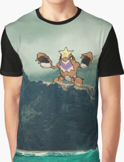Crawdaunt Graphic T-Shirt