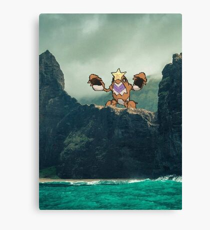 Crawdaunt Canvas Print