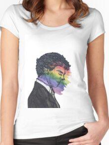Sherlock True Colors Women's Fitted Scoop T-Shirt