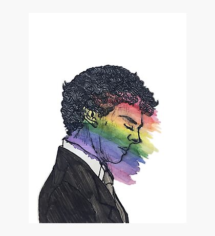 Sherlock True Colors Photographic Print