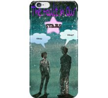 The Fault in our Stars edit iPhone Case/Skin